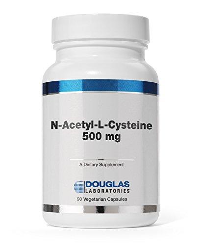 Douglas Laboratories - N-Acetyl-L-Cysteine 500 mg - Glutathione Precursor for Antioxidant Protection* - 90 Capsules