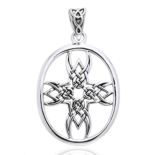 Tribal Cross Symbol Celtic Kno