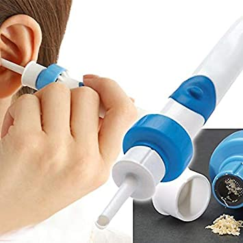 Protable Vakuum-Ohr-Reiniger Maschine Elektronische Reinigung Ear Wachs-Entfernen Earpick Reiniger Prevent Ear-Pick Clean Too