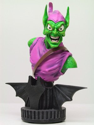 Green Goblin Mini Bust by Bowen Designs