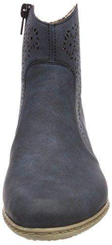 WoMen Blue Atlantis Blue Y0775 Boots Rieker 0qF8dt0
