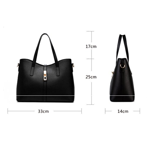 Handbag Shoulder Fashion New Tote Lady Crossbody Gold Women Purse Bag Luxury Messenger Hobo ZSw5wqO
