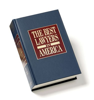 Book cover from The Best Lawyers in America 2017 by Steven Naifeh