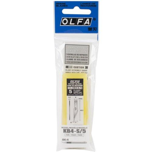 (Olfa Precision Art Blades 5/Pkg )