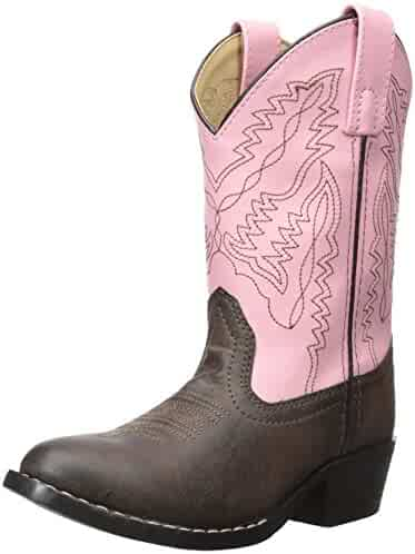 Smoky Mountain Childrens Monterey Western Cowboy Boots