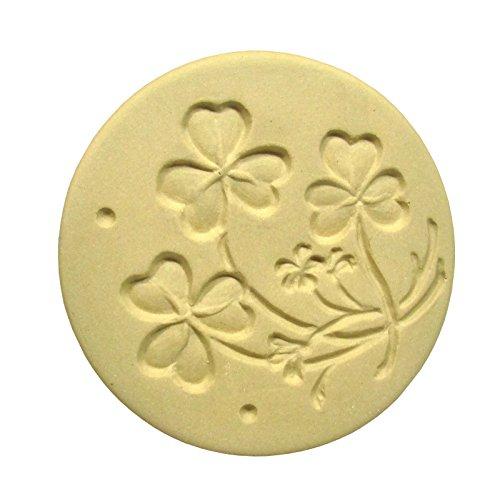 Brown Bag Shamrocks Cookie Stamp - British Isle Series by Brown Bag
