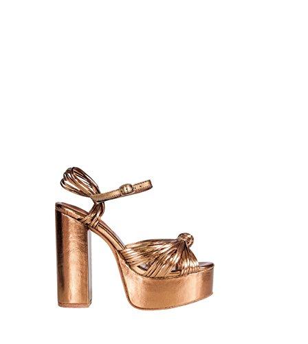 dorado para vestir Jeffrey Sintético Material de mujer de Bronce Campbell Zapatos xOnOq0wzR