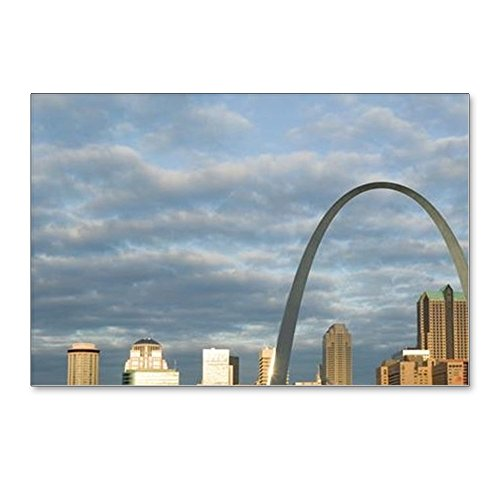 CafePress - St. Louis: Old Courthouse - Postcards (Package of 8), 6