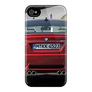 Awesome Design Red Bmw M3 Rear Hard Case Cover For Iphone 6
