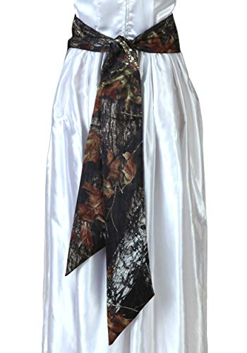 - Mossy Oak Bridal Sash Standard