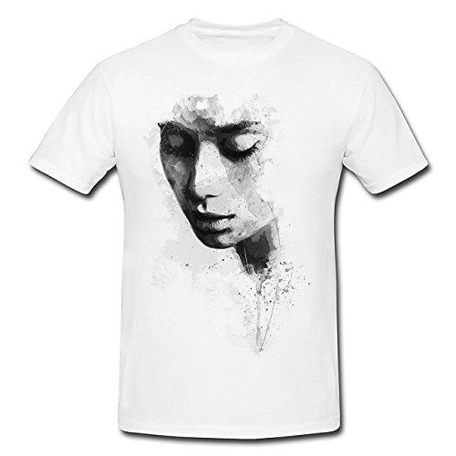Beautiful Mind T-Shirt Herren, Men mit stylischen Motiv von Paul Sinus