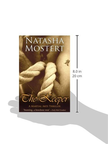 The Keeper: A Martial Arts Thriller: Amazon.es: Natasha ...