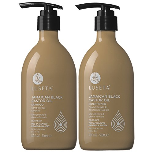 Luseta Jamaican Shampoo Conditioner 2X16 9Oz