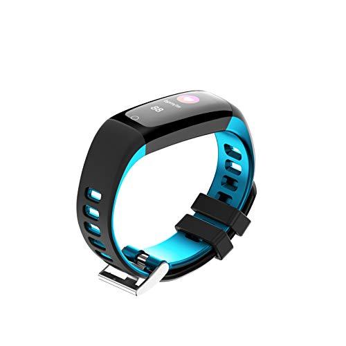 Leotec Reloj Unisex Adultos de Digital con Correa en Caucho LEPFIT14C: Amazon.es: Electrónica