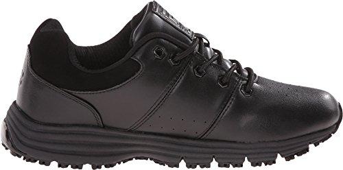 Fila Mens Memory Breach Sr Lage Antislip Werkschoen Zwart, Zwart, Zwart