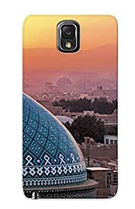 High Quality Markrebhood Jame Mosque Of Yazd, Iran Skin Case Cover Specially Designed For Galaxy - Note 3
