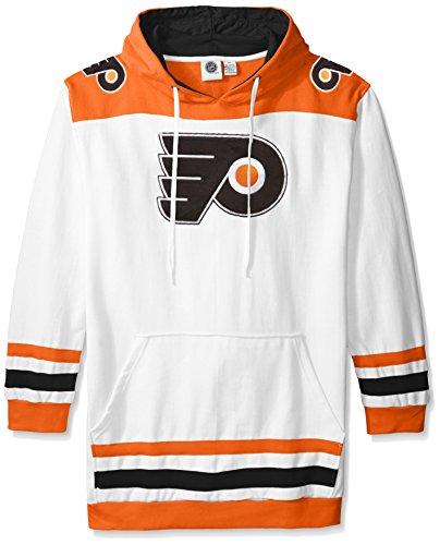 Profile Big   Tall NHL Philadelphia Flyers Men s Double Minor Fleece Hoodie ca1dd7fe5