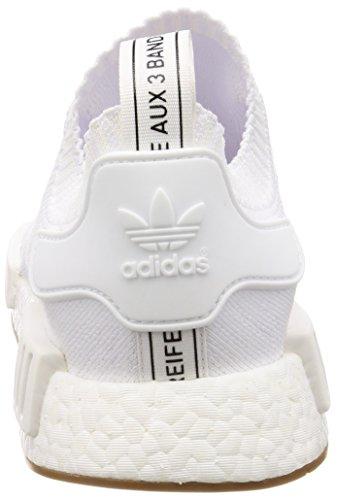 gum adidas By1888 PK Footwear Uomo Fitness NMD White r1 White Scarpe da footwear 7qPw7r