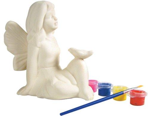 My Little Garden by Sassafras Paint Your Own Garden Fairy]()