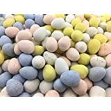 Cadbury Mini Eggs Milk Chocolate Candy 6 Pounds Bulk, All Kosher Dairy Eggs With A Crisp Sugar Shell 6 lbs Bulk Cadbury Egg Special Buy