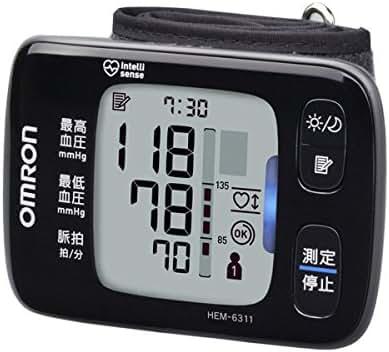 OMRON Automatic Sphygmomanometer HEM-6311【Japan Domestic genuine products】
