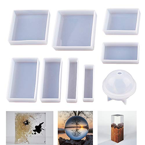 Thing need consider when find square mold for epoxy resin?