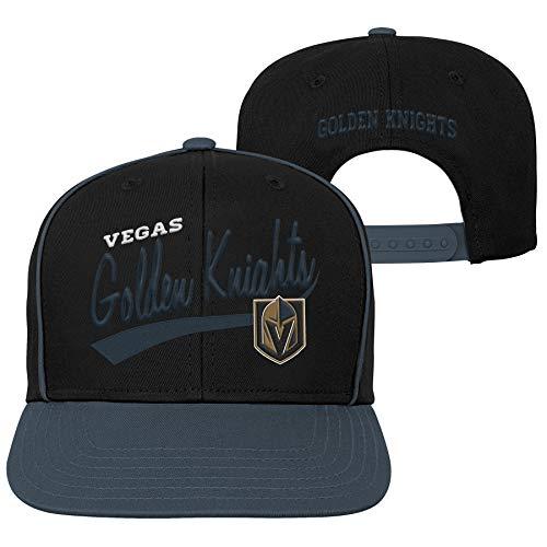 Vegas Golden Knights Flat Brim Hats 7789992da