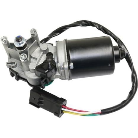 Ajuste perfecto grupo repj361104 - Wrangler (TJ) Motor para limpiaparabrisas, frontal, Bomba de motor sin arandela: Amazon.es: Coche y moto