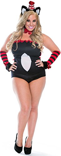 Yeti Cyber Monday Sale >> Plus size Cat in The Hat Womens Costume (Delicate ...