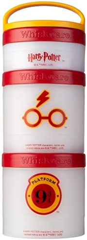 Whiskware Harry Potter Stackable Snack Pack