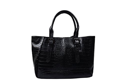 Women Leather for 1 Shoulderbag Shoulderbag in 2x10 Brown 6x5 Zerimar Casual Size Vintage Shoulderbag Black Shoulderbag Women 14 Colour pAqxtxCwd