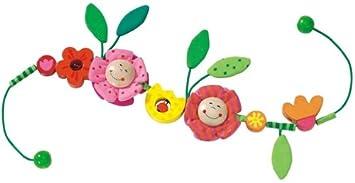 HABA 1036 - Colgante para Carrito de bebé, diseño de Flores ...