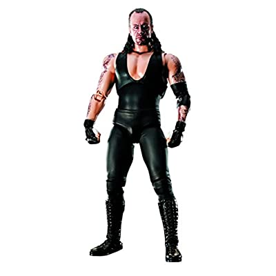 TAMASHII NATIONS Bandai S.H.Figuarts Undertaker WWE Action Figure: Bandai Tamashii Nations: Toys & Games