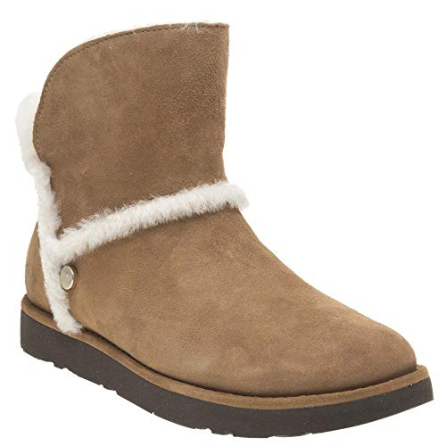 Ugg® Mini Fauve Seam Boots Femme Spill Luxe 1Afqxr1