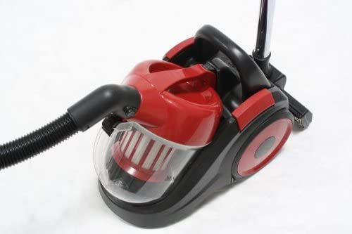 ITO - Aspiradora sin Bolsa (2400 W), Color Rojo: Amazon.es: Juguetes y juegos