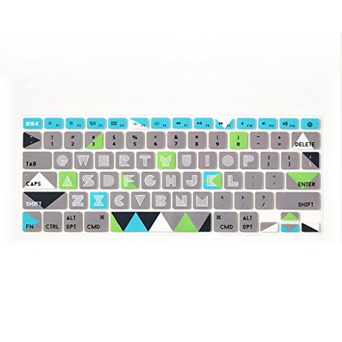 [Flapjacks Keyboard Covers - Limelight] (Pug Batman Costume)