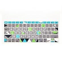 Flapjacks Keyboard Covers - Limelight