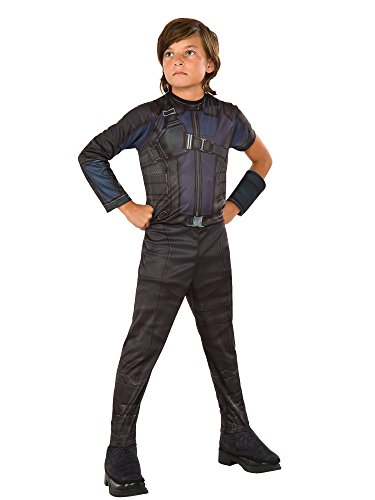 (Rubie's Costume Captain America: Civil War Hawkeye Value Child Costume, Medium)