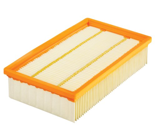 - Bosch VF100 Flat Pleated Paper Filter