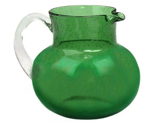 Artland Iris Pitcher, Green