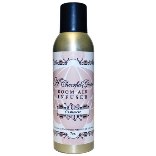 Cheerful Giver Room Spray Cashmere