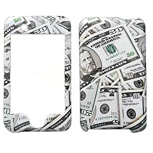 Hard Plastic Snap on Cover Fits Apple iPod Touch Dollars (Please carefully check your device model to order the correct version.)