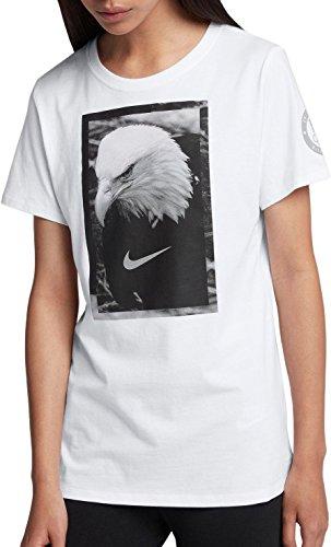 露地震たまに[ナイキ] レディース シャツ Nike Women's Sportswear United States Ol [並行輸入品]