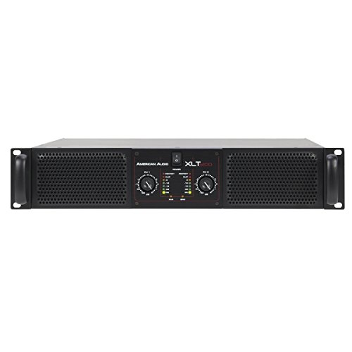 American Audio XLT1200 | 2U Power Amplifiers XLT782 (American Audio Amps)