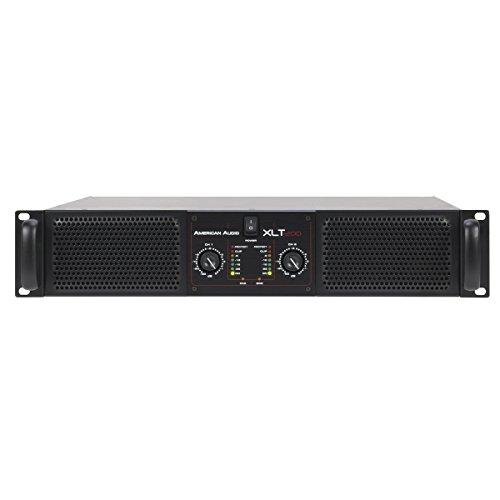 American Audio Amps - American Audio XLT1200 2U Power Amplifier 450W - New