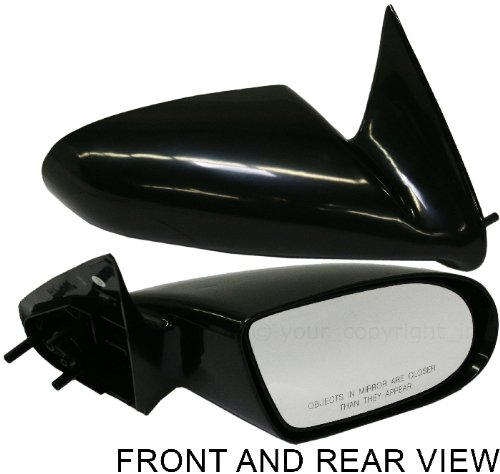 - GEO METRO 89-94 SIDE MIRROR RIGHT PASSENGER, XFI/LSI/S, KOOL-VUE, NEW!