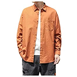 Men's Classic  Long Sleeve  Woven Shirt