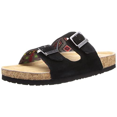 353baa95801 30%OFF Skechers Women s Memory Foam Double Strap Sandal - appleshack ...