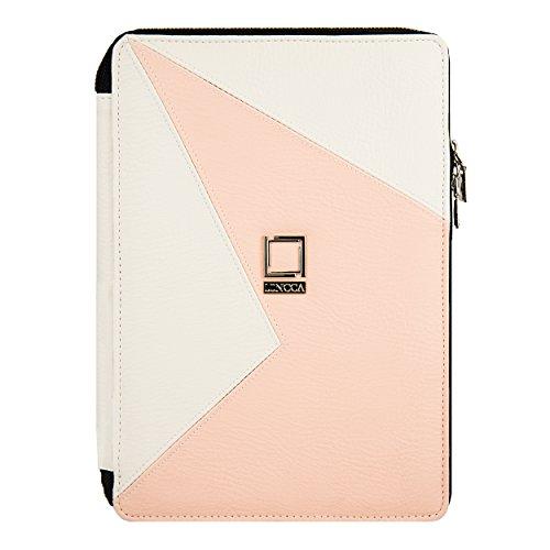 lencca-minky-pu-leather-portfolio-10in-for-asus-chromebook-flip-c100-white-blush