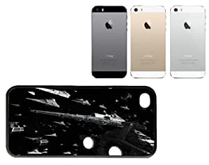 iPHONE 5s HARD CASE WITH PRINTED DESIGN STARWARS THE IMPERIAL FLLET